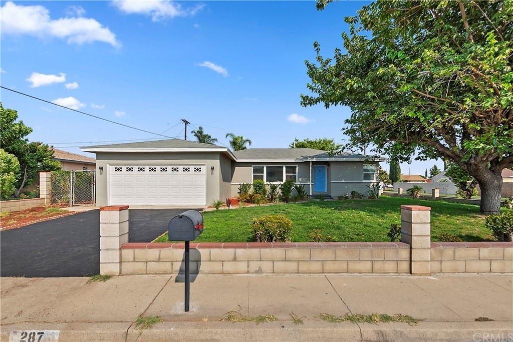 287 S Tamarisk Avenue, Rialto, CA 92376 - MLS#: CV21184537