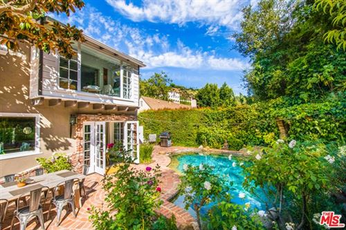 Photo of 1531 Benedict Canyon Drive, Beverly Hills, CA 90210 (MLS # 20597538)