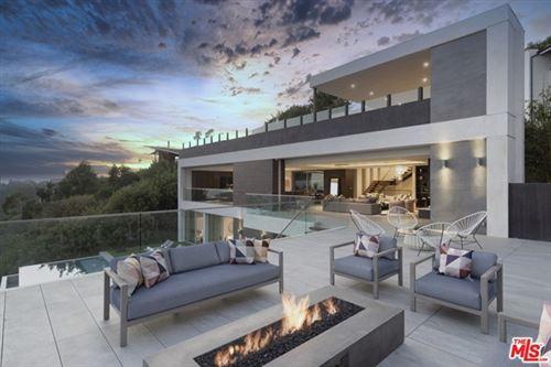 Photo of 6902 LOS TILOS Road, Los Angeles, CA 90068 (MLS # 21731538)