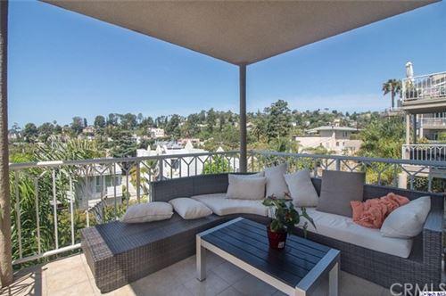 Photo of 2222 N Beachwood Drive #206, Los Angeles, CA 90068 (MLS # 320001538)