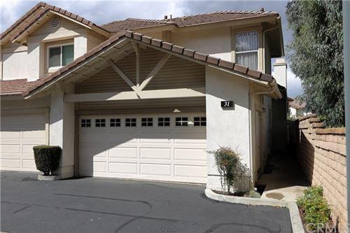 Photo of 5931 E Rocking Horse Way #31, Orange, CA 92869 (MLS # PW20058538)