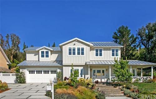 Photo of 25022 Mustang Drive, Laguna Hills, CA 92653 (MLS # OC20156539)