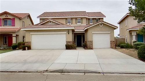 Photo of 4201 Bethpage Drive, Palmdale, CA 93551 (MLS # SR21165539)