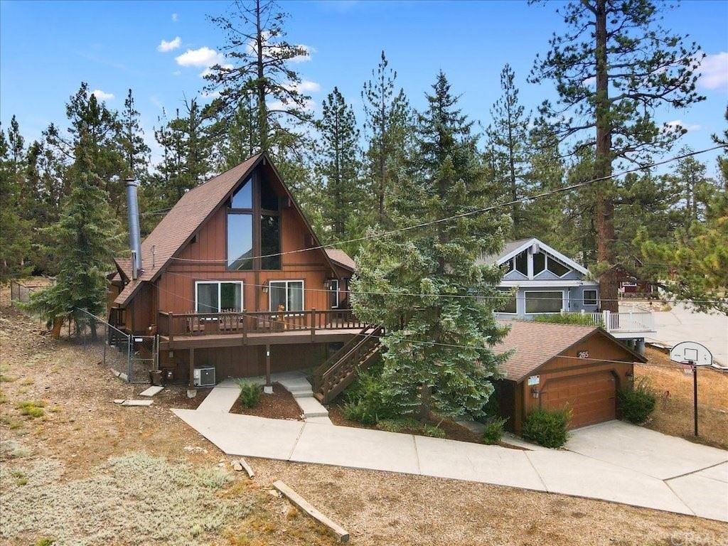 265 Eagle Drive, Big Bear Lake, CA 92315 - MLS#: EV21167539