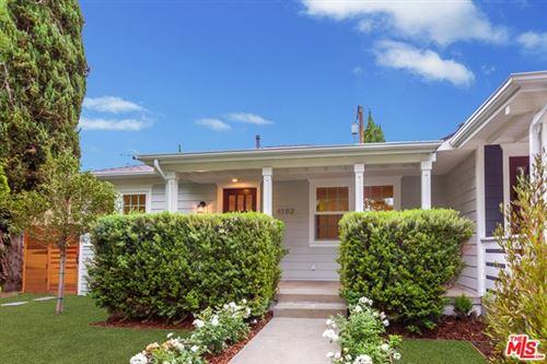 Photo of 4182 JACKSON Avenue, Culver City, CA 90232 (MLS # 21699540)