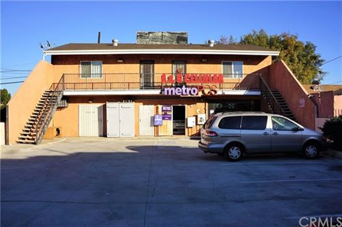 Photo of 10418 S Prairie Avenue, Inglewood, CA 90303 (MLS # SB20195540)