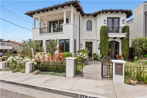 Photo of 2104 Circle Drive, Hermosa Beach, CA 90254 (MLS # SB21096540)