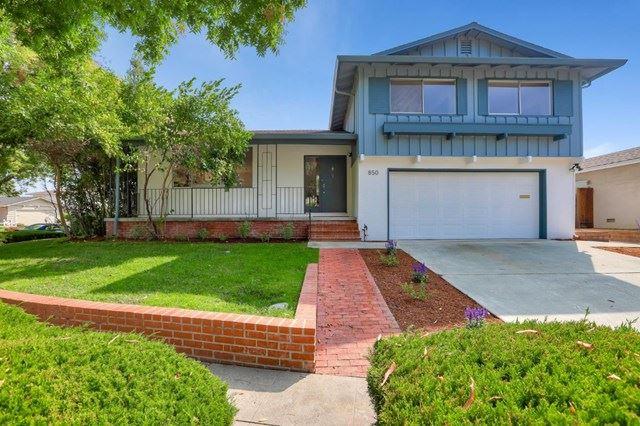 850 Maranta Avenue, Sunnyvale, CA 94087 - #: ML81823540