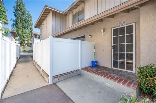 Photo of 20370 Ivy Hill Lane #6, Yorba Linda, CA 92886 (MLS # PW20201541)