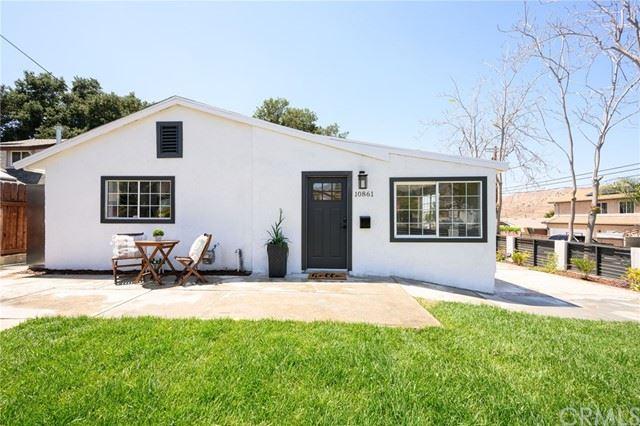 10861 Scoville Avenue, Sunland, CA 91040 - MLS#: PW21093541