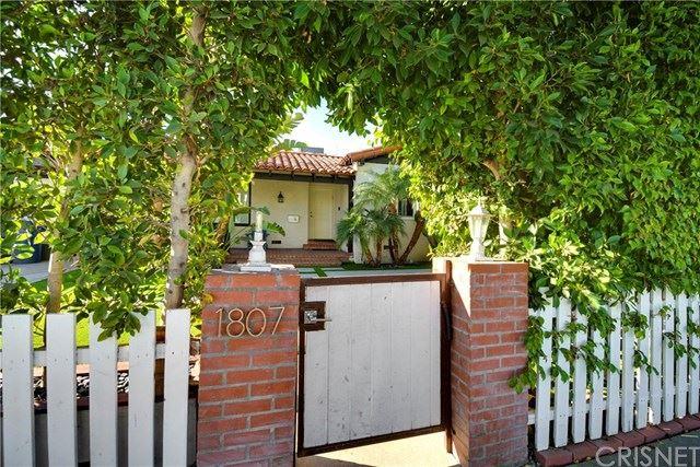1807 S Holt Avenue, Los Angeles, CA 90035 - MLS#: SR20242541