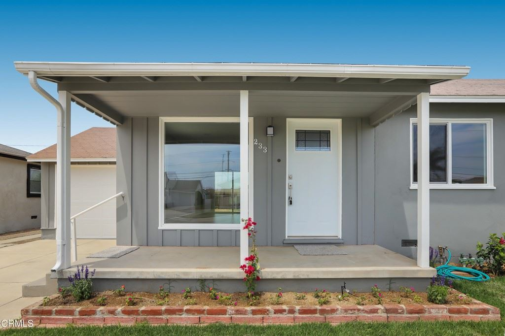 233 W Iris Street, Oxnard, CA 93033 - MLS#: V1-7541