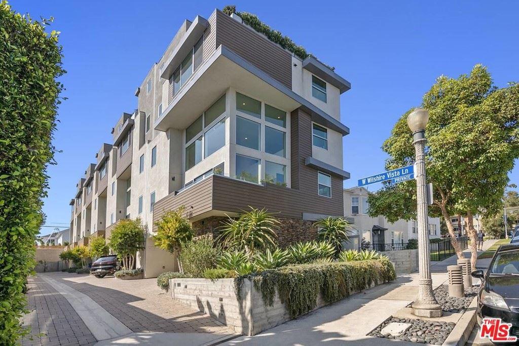 5401 W Wilshire Vista Lane, Los Angeles, CA 90019 - MLS#: 21785542