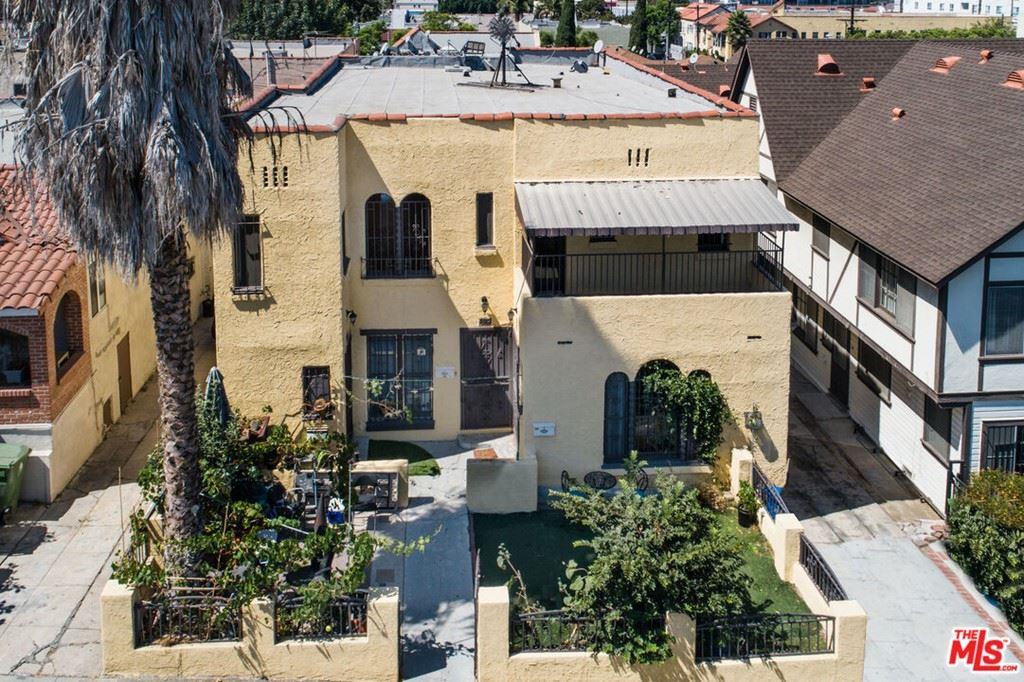867 Serrano Place, Los Angeles, CA 90029 - MLS#: 21794542