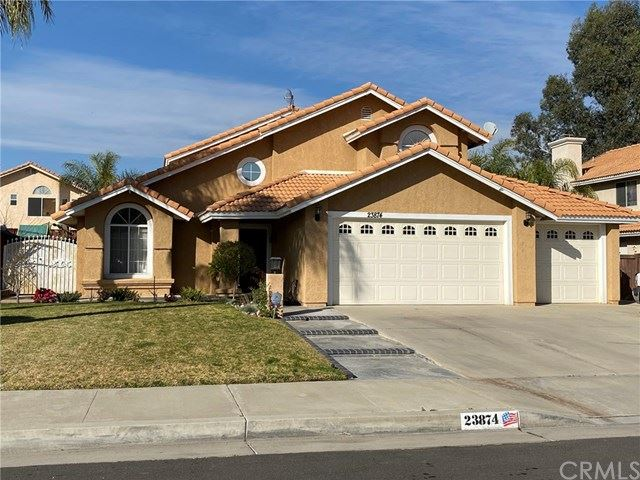 23874 Rowe Drive, Moreno Valley, CA 92557 - MLS#: CV20097542