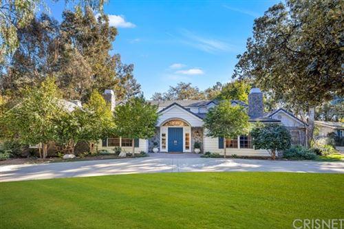 Photo of 24854 Jim Bridger Road, Hidden Hills, CA 91302 (MLS # SR21023543)