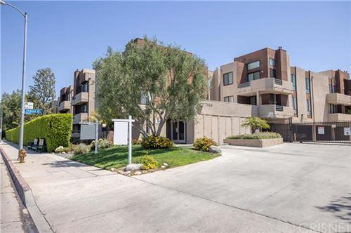 Photo of 7826 Topanga Canyon Boulevard #202, Canoga Park, CA 91304 (MLS # SR21071543)