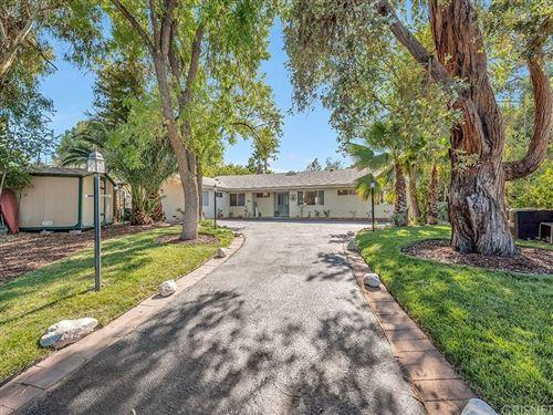 Photo of 17512 Flanders Street, Granada Hills, CA 91344 (MLS # SR21160543)