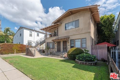 Photo of 1038 N CRESCENT HEIGHTS, West Hollywood, CA 90046 (MLS # 20554544)