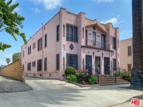Photo of 516 N Spaulding Avenue, Los Angeles, CA 90036 (MLS # 21743544)