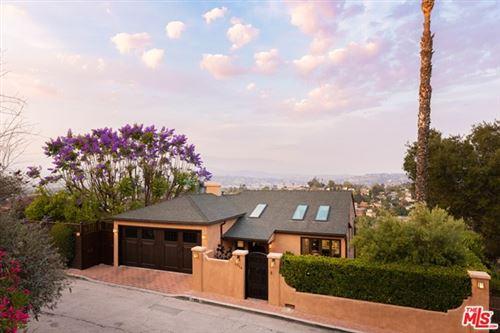 Photo of 2254 Ronda Vista Drive, Los Angeles, CA 90027 (MLS # 21758544)