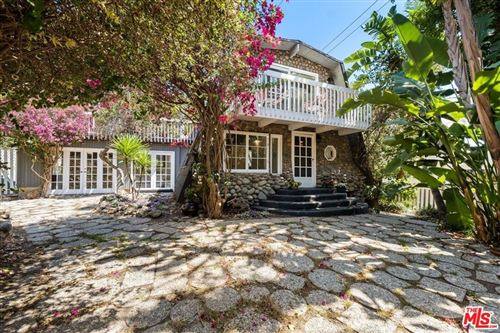 Photo of 3666 Las Flores Canyon Road, Malibu, CA 90265 (MLS # 21760544)