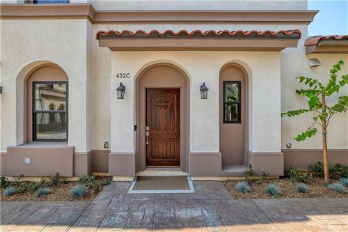 Photo of 432 S Alhambra Avenue #C, Monterey Park, CA 91755 (MLS # AR21201544)