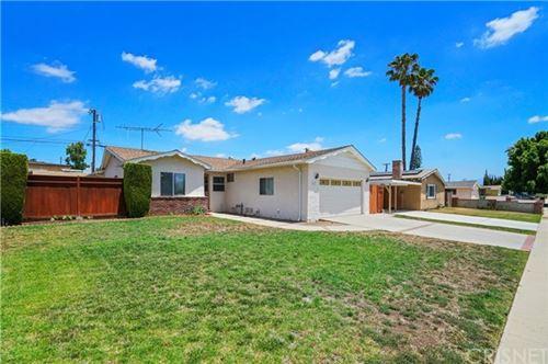 Photo of 16737 Citronia Street, Northridge, CA 91343 (MLS # SR21122544)