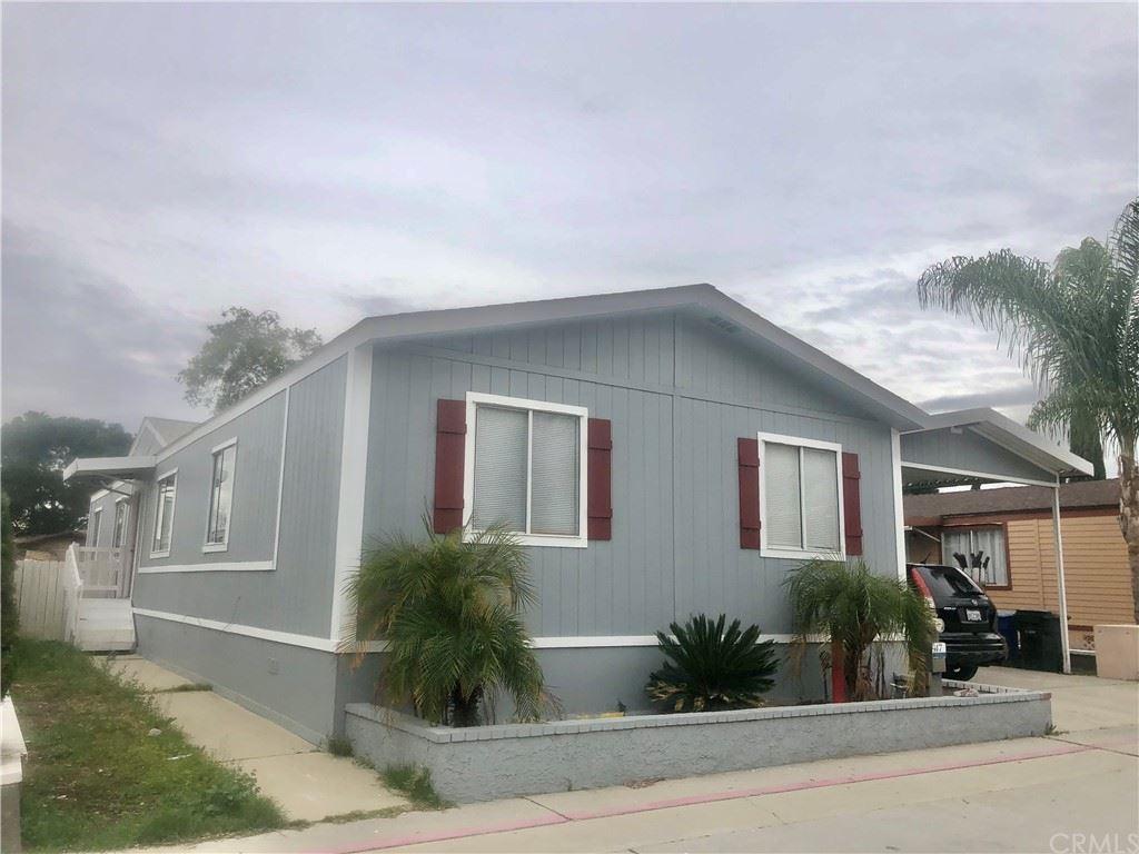 243 N Meridian Avenue #47, San Bernardino, CA 92410 - MLS#: EV21200544