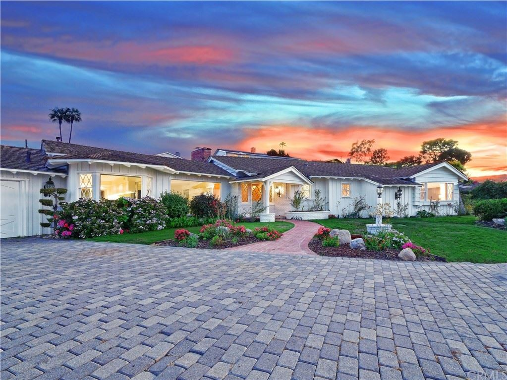 14 Mustang Road, Rancho Palos Verdes, CA 90275 - #: PV21152544