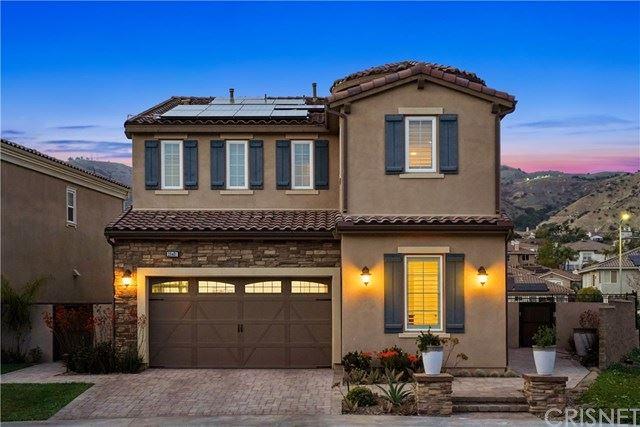 Photo for 20401 W Arbella Place, Porter Ranch, CA 91326 (MLS # SR21094544)
