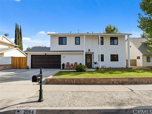 Photo of 2094 Elizondo Avenue, Simi Valley, CA 93065 (MLS # BB21101545)