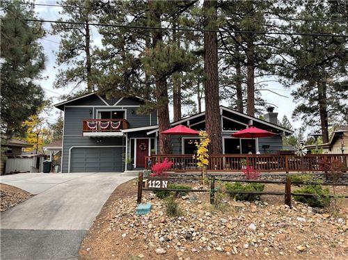Photo of 112 Eureka Drive, Big Bear, CA 92315 (MLS # EV21229545)
