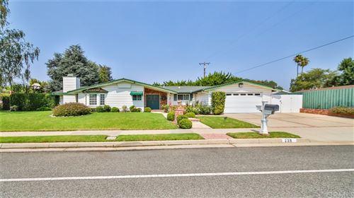 Photo of 229 E Gainsborough Road, Thousand Oaks, CA 91360 (MLS # IN21186545)