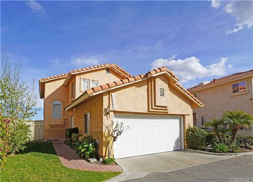Photo of 18508 Olympian Court, Canyon Country, CA 91351 (MLS # SR21027545)