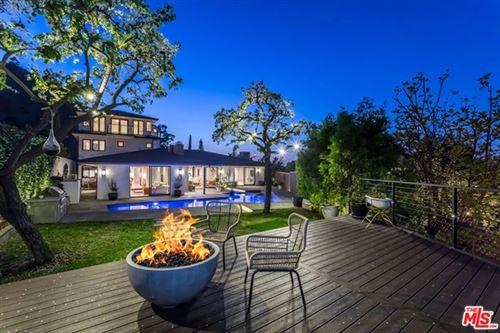 Photo of 8306 Skyline Drive, Los Angeles, CA 90046 (MLS # 21695546)