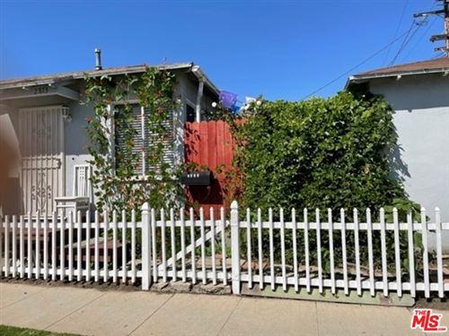 Photo of 8733 Cattaraugus Avenue, Los Angeles, CA 90034 (MLS # 21709546)