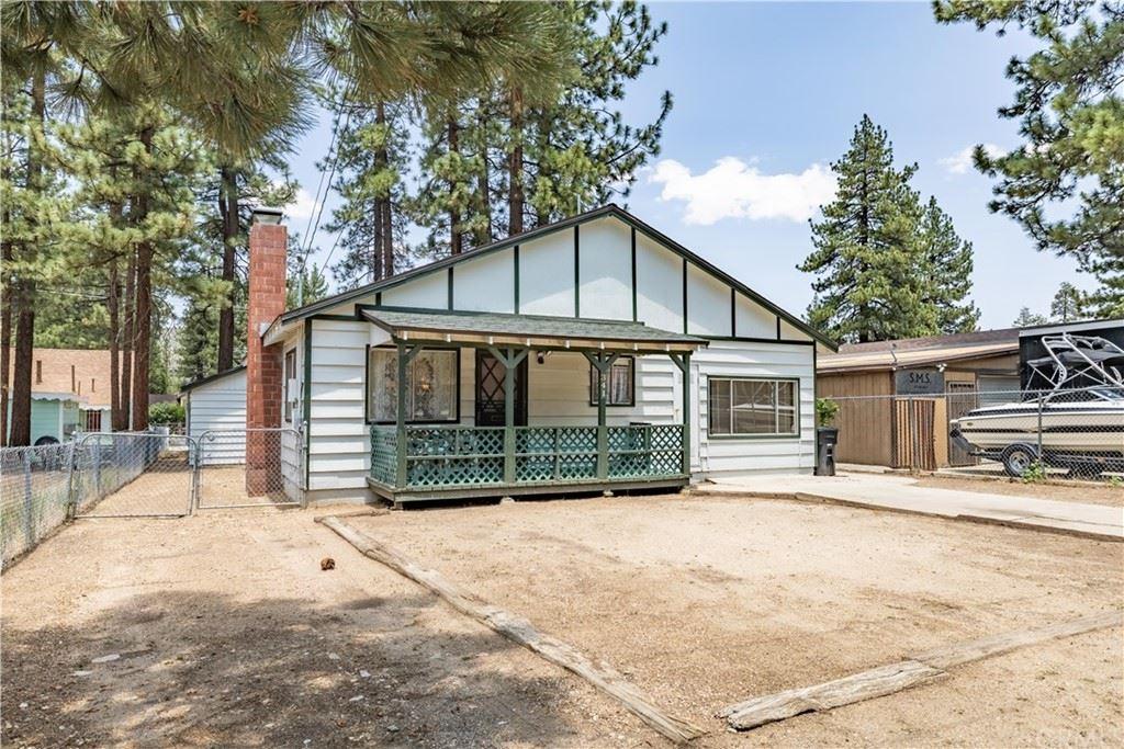 341 W Mojave Boulevard, Big Bear City, CA 92314 - MLS#: EV21142546