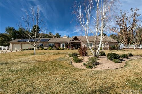 Photo of 3607 Silver Spur Lane, Acton, CA 93510 (MLS # SR21033547)