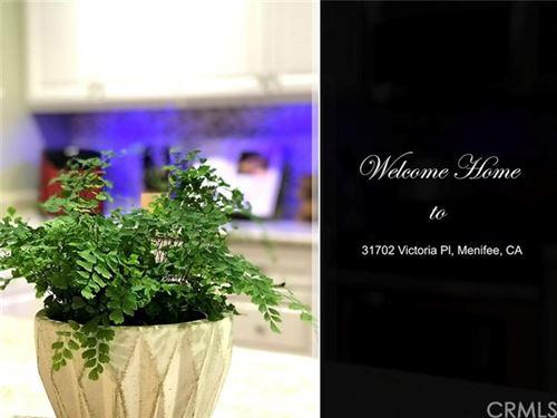 Photo of 31702 Victoria Place, Menifee, CA 92584 (MLS # SW20210547)