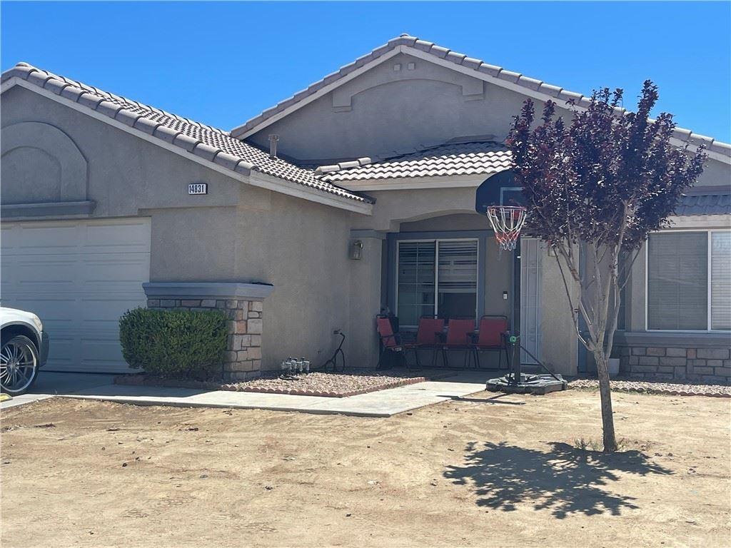 14831 Elata Drive, Victorville, CA 92394 - MLS#: IV21145547