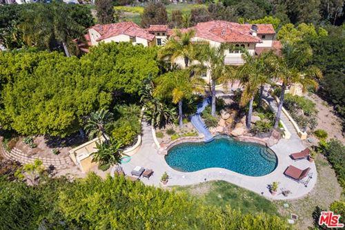 Photo of 6540 Zuma View Place, Malibu, CA 90265 (MLS # 21708548)