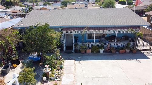 Photo of 11049 De Garmo Avenue, Pacoima, CA 91331 (MLS # SR21178549)