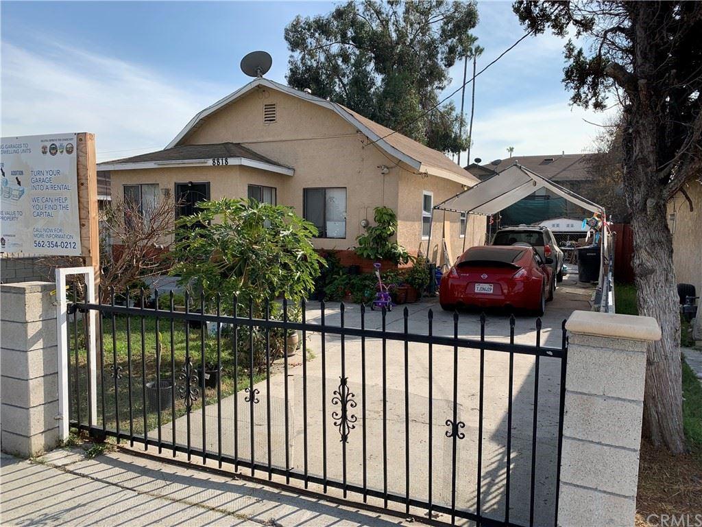 8818 Dunbar Street, Bellflower, CA 90706 - MLS#: DW21002549