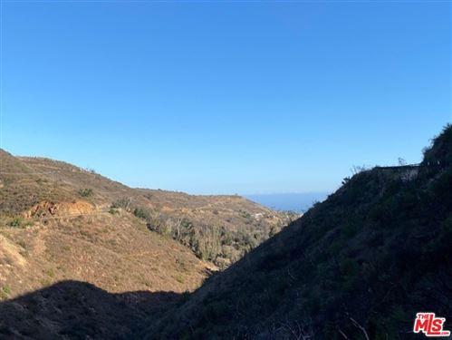 Photo of 0 Latigo Cyn, Malibu, CA 90265 (MLS # 21736550)