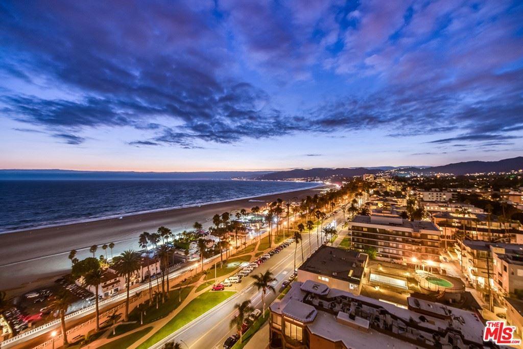 Photo of 101 CALIFORNIA Avenue #1405, Santa Monica, CA 90403 (MLS # 21765550)