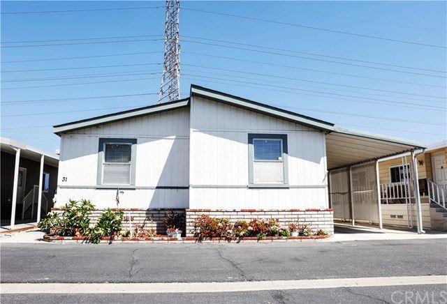 19350 Ward Street #31, Huntington Beach, CA 92646 - MLS#: OC20142550