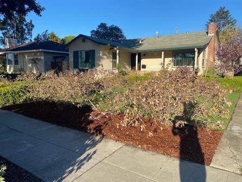Photo of 548 Leigh Avenue, San Jose, CA 95128 (MLS # ML81843551)