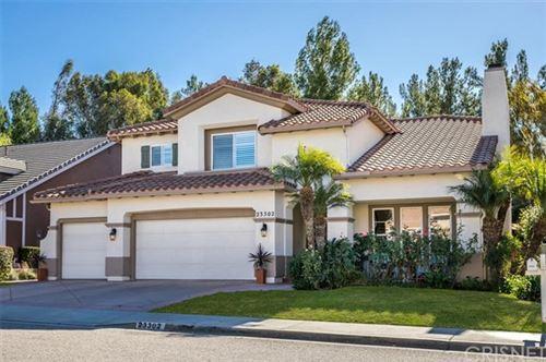 Photo of 23302 Beaumont Street, Valencia, CA 91354 (MLS # SR20247551)