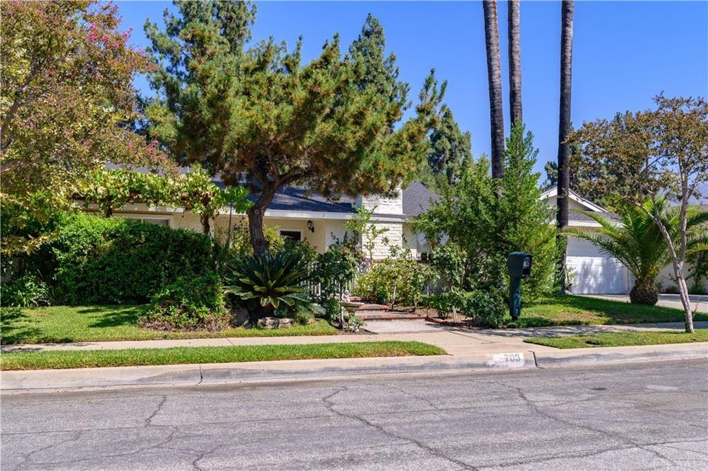 703 E Cypress Avenue, Glendora, CA 91741 - MLS#: CV21188551